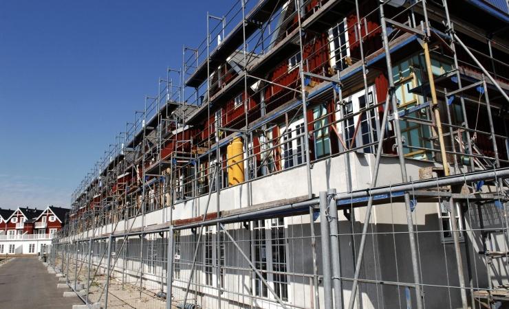 160 nedrykningstruede boliger skal renoveres for 150 millioner