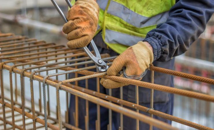 Beskeden fremgang i byggebeskæftigelsen i 3. kvartal