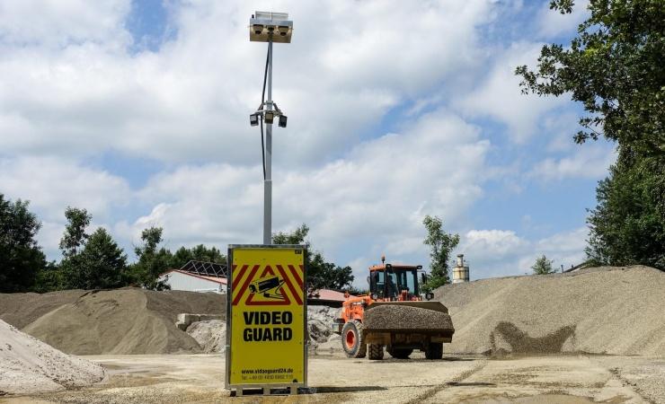 Nyt sikkerhedsfirma udfordrer byggepladsens ubudne gæster