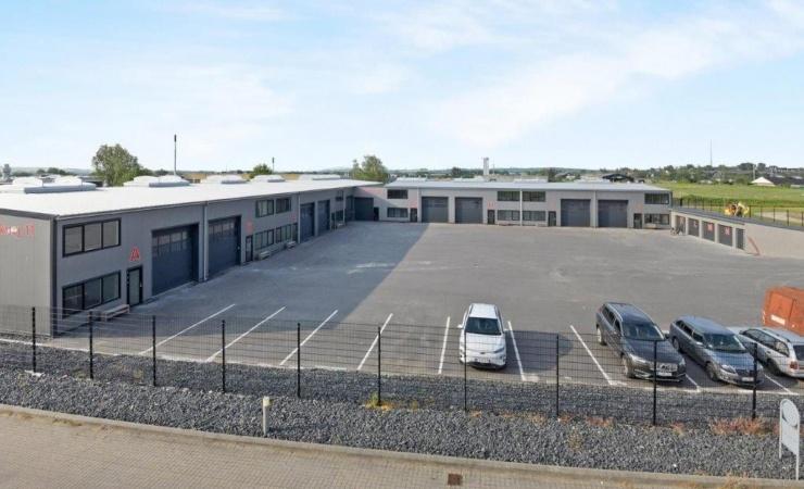 """El-firma laver """"kraftværk"""" i Aalborg"""