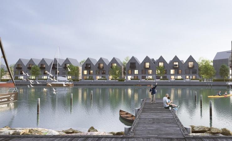Hommelhoff-selskab skal udvikle havneprojekt i Hou