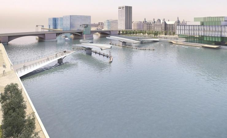 Aalborg inspireret af Københavns cykelbro-succes