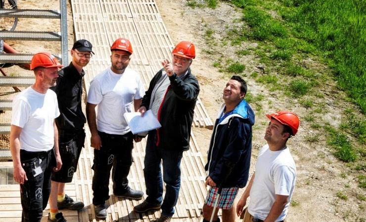 E & P bag manual til social ansvarlighed i byggeriet