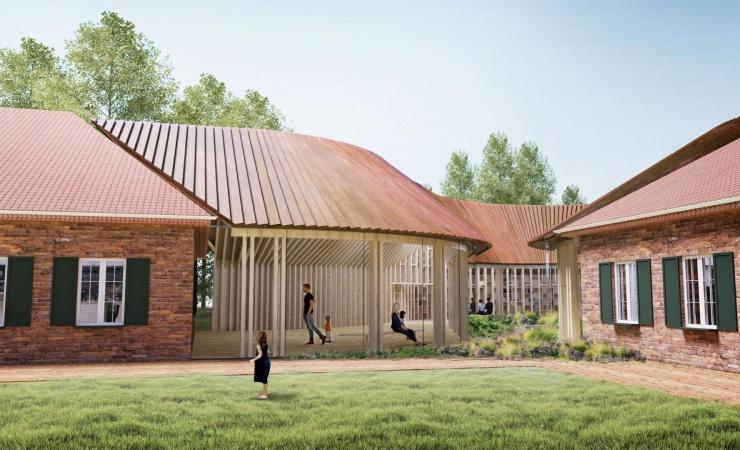 Tysk støtte til nyt dansk BIG-museum