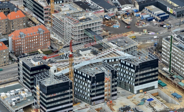 Ny skandale rammer Niels Bohr-bygningen