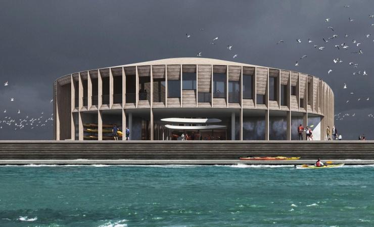 Esbjerg får Maritimt Center til 50 millioner