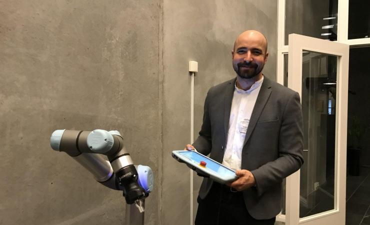 Robotten kan blive medarbejderens bedste ven