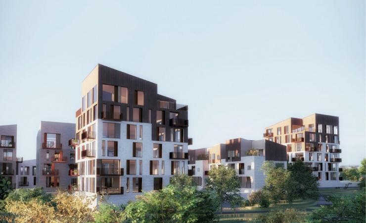 Calum udvikler tidligere hospitalsgrund i Hørsholm