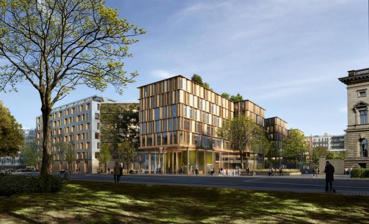 C.F. Møller er et skridt nærmere tysk prestige-byggeri