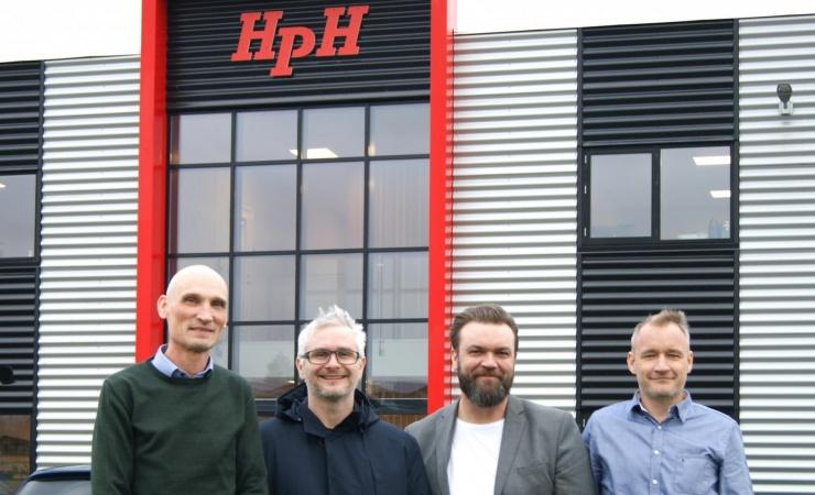 HPH Totalbyg overtager Dansk Halbyggeri