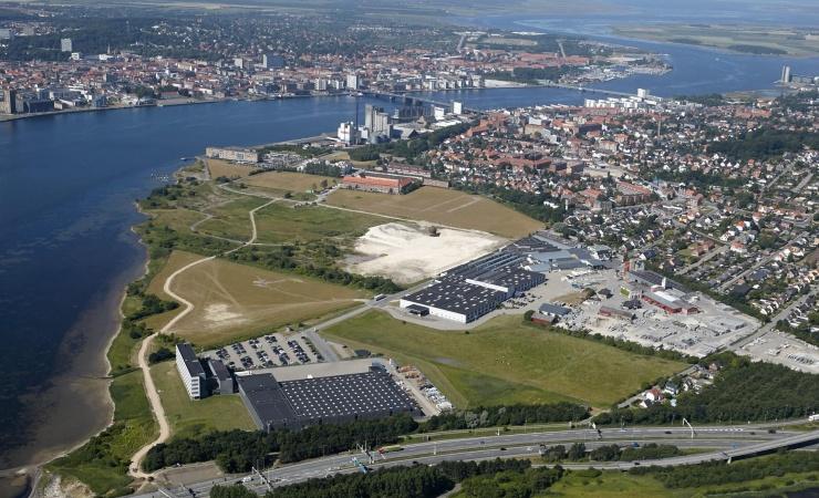 Lokalt ejendomsselskab investerer i stort boligprojekt på Stigsborg