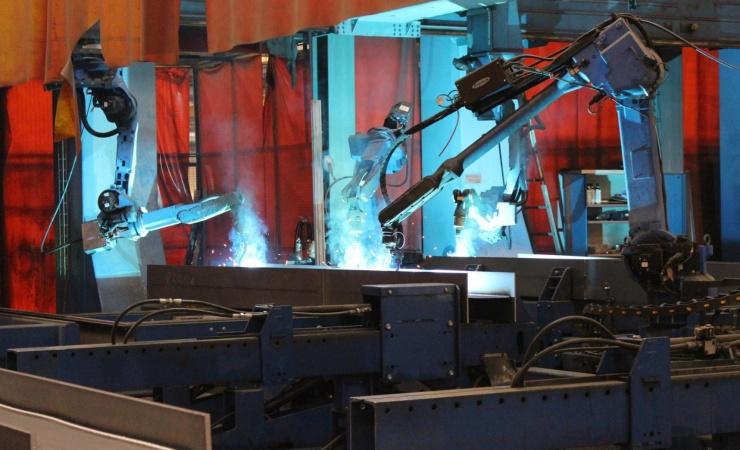 500 ton konstruktionsstål til 16 halprojekter lander hos Give Steel
