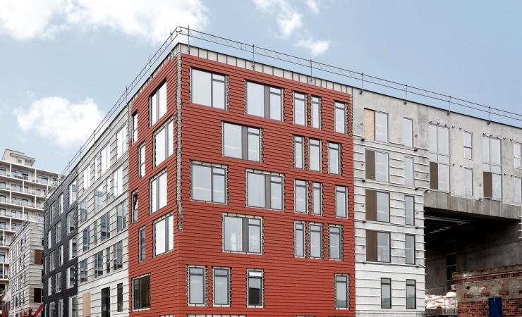 Over 100 almene boliger indvies i Nordhavn