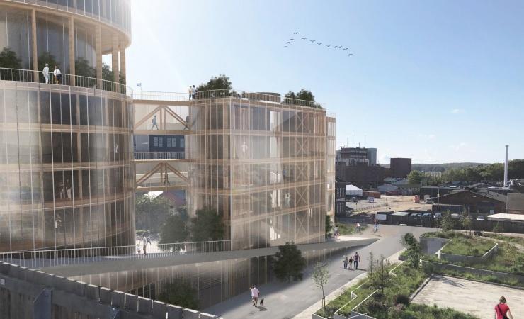 Jyske byggematadorer: Branchens konservatisme gør det svært at bygge bæredygtigt