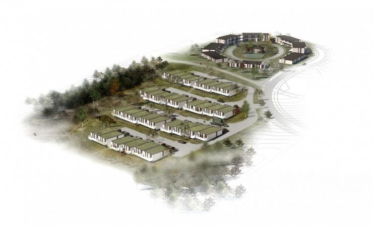 Nyt boligprojekt i Odder