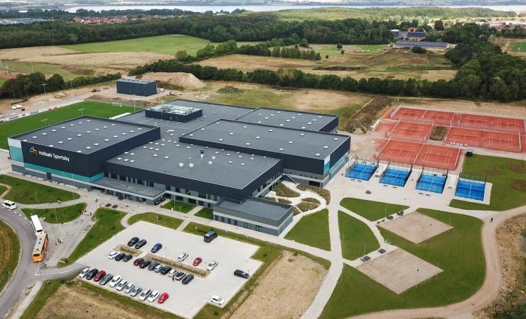 Holbæk Sportsby er Årets Idrætsbyggeri