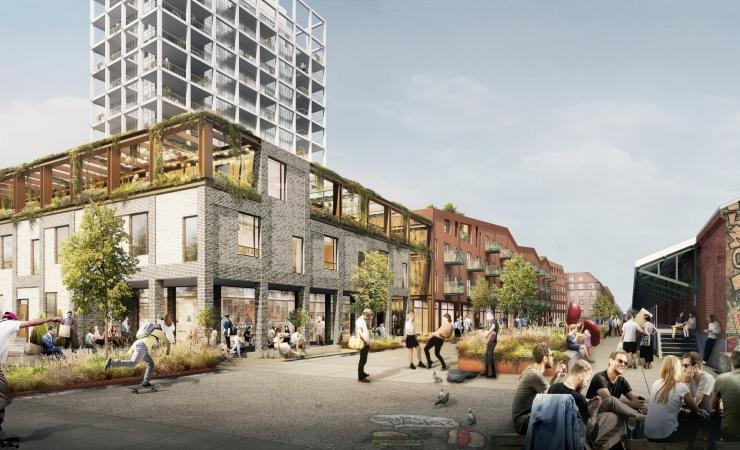 KPC og Årstiderne valgt til centralt Aarhus-projekt