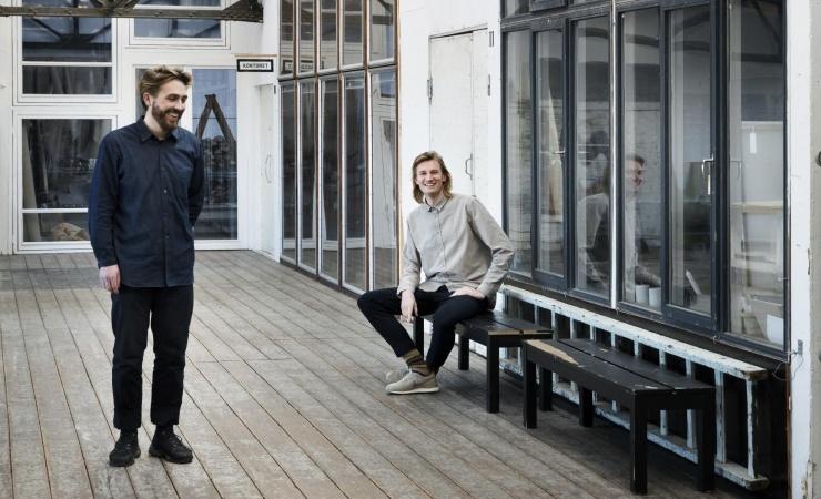 Dreyers Fonds Hæderspris går til Lenschow & Pihlmann