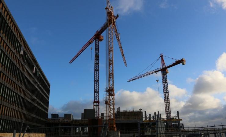 Branchen glæder sig over hjælpepakke til byggeriet