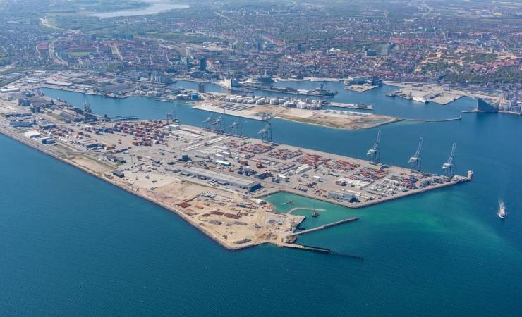 Krisen booster milliardinvesteringer for Aarhus Havn
