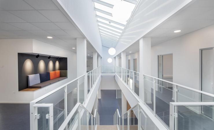Universitetshospital i Køge vinder guld
