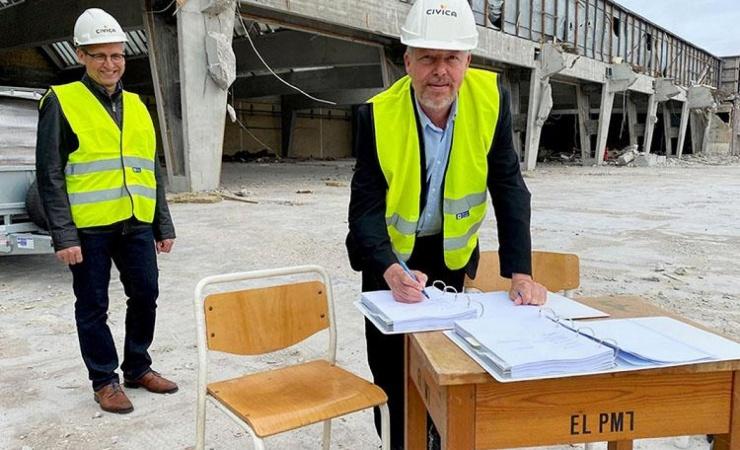 MT Højgaard skal bygge seniorbofællesskab i Odense