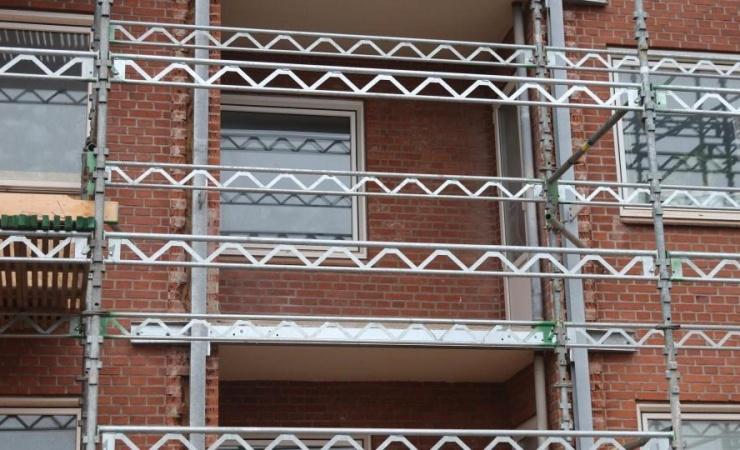 Dansk Byggeri: Droppet anlægsloft hjælper lidt på byggeriets humør