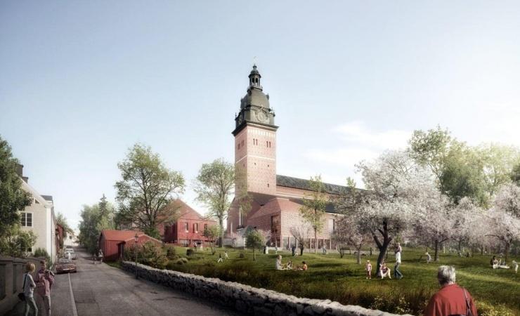 Stærk start for danske arkitekters nye svenske afdeling