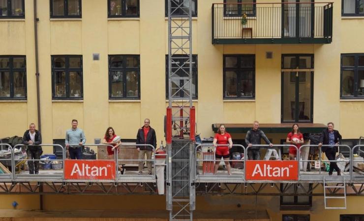 Altan.dk er ny hovedsponsor for det kvindelige rugbylandshold