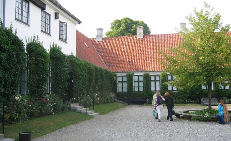 Karen Blixen Museet i historisk istandsættelse