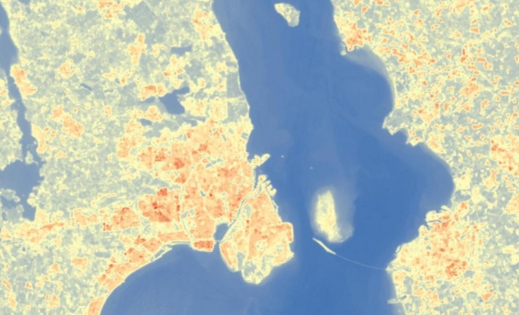 Danske byer er ikke gearet til hedebølger