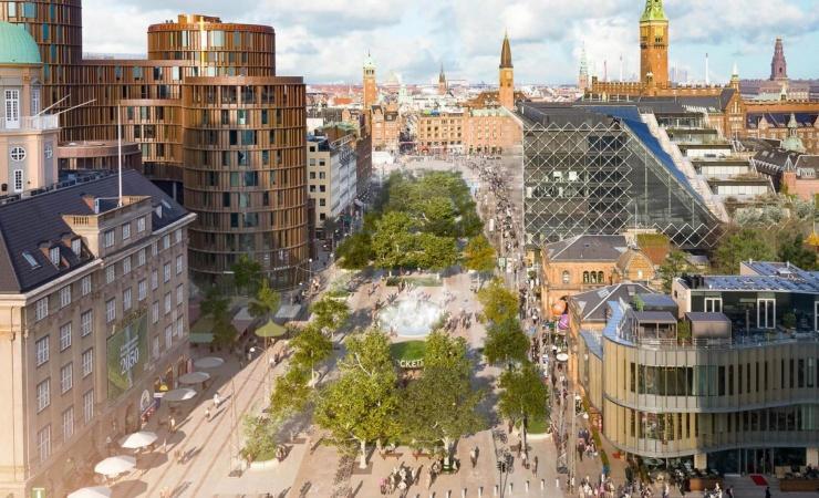 Gehl og Olafur Eliasson med i projektet om grøn bypark i København