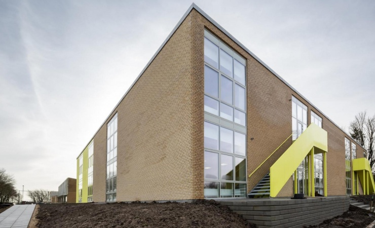 Jakobsen & Blindkilde afleverer skoleprojekt