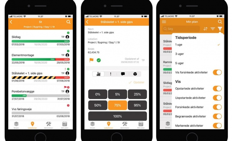 Entreprenør har store forventninger til ny app til staderegistrering