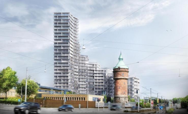 KPC skal bygge Aarhus-tårn for Aberdeen