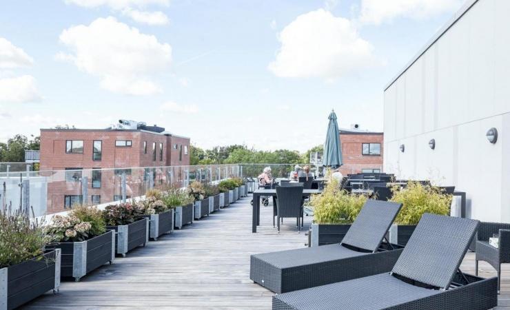 Første plejehjem i Danmark får guld for bæredygtighed