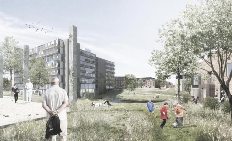 Sygehuslukning skaber særlig mulighed i centrum af Holstebro