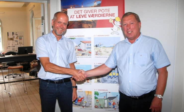 Dansk Boligbyg fejrer 10-årsjubilæum i Odense