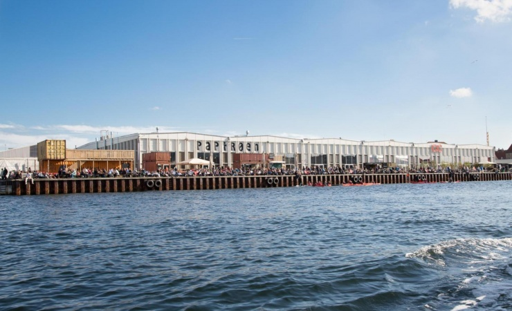 Nye almene boliger er på vej på Papirøen