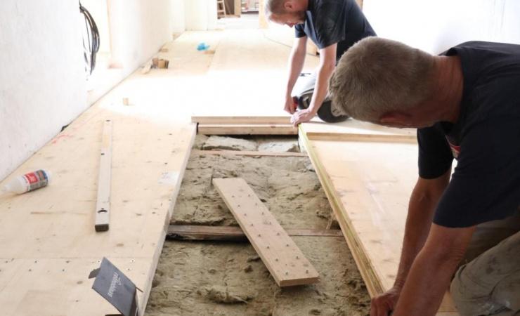 CLT indgår i restaureringen af Nyborg Slot
