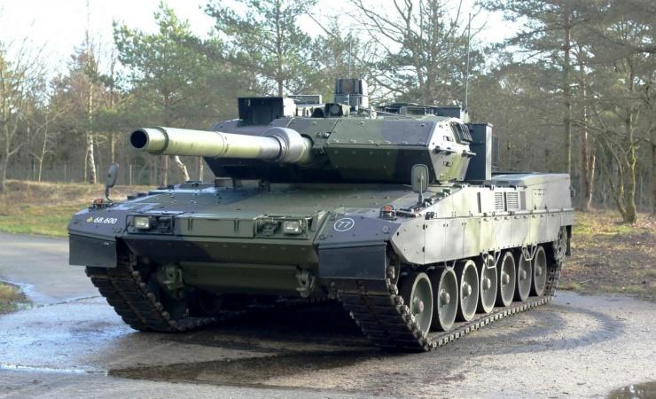 Casa skal opføre kampvogns-faciliteter