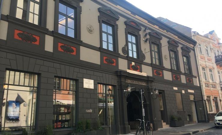 Dansk investor restaurerer Vilnius-ejendom for 100 millioner kroner