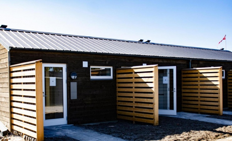 """Hjemløse finder nye hjem i """"skæve"""" boliger"""