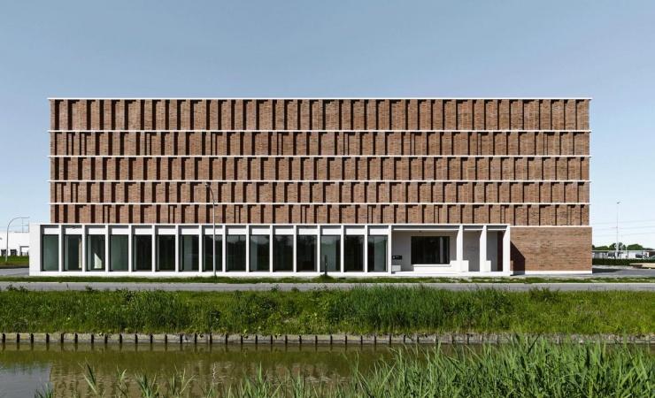 Danske arkitekter vinder teglpris for anden gang i træk