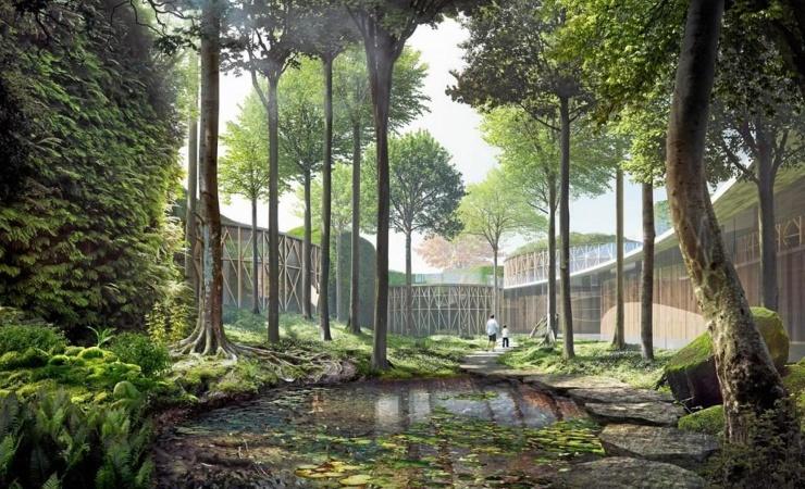 Eventyrligt projekt i Odense