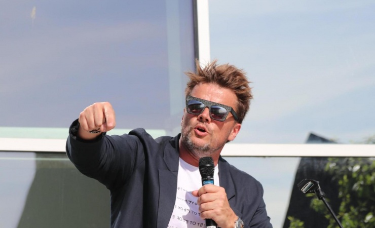Bjarke Ingels går af som formand for BIG