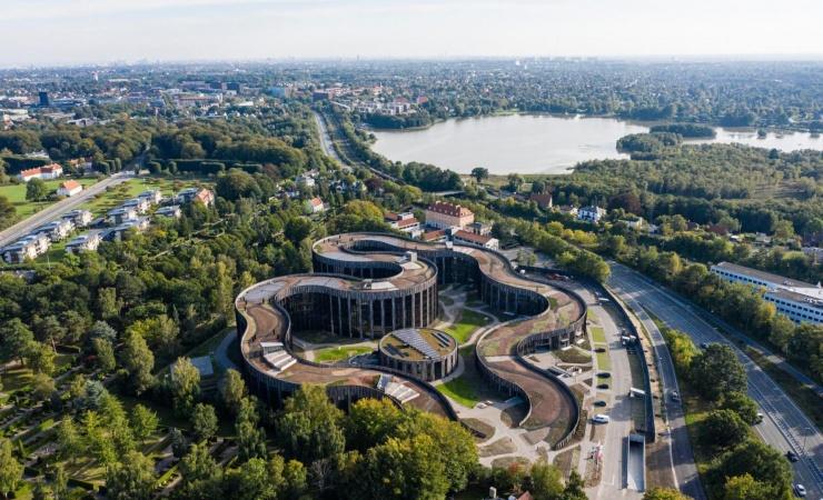 Flere priser til Lyngby-byggeri