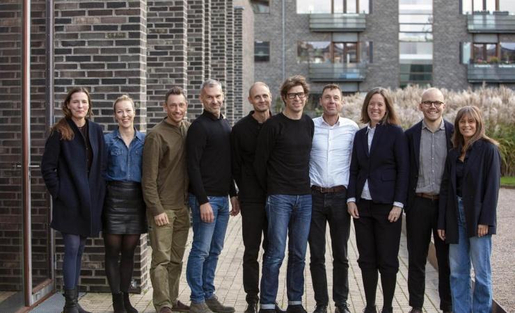 Lundgaard & Tranberg Arkitekter udvider partnergruppen med 10