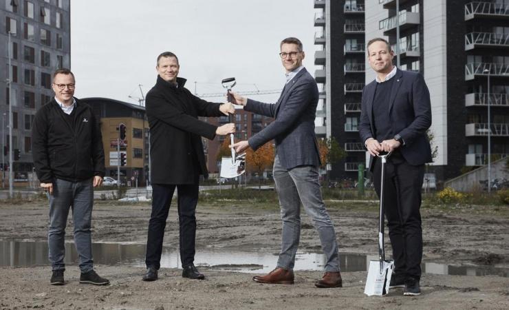 Lidl bygger 20.000 kvadratmeter i Aarhus