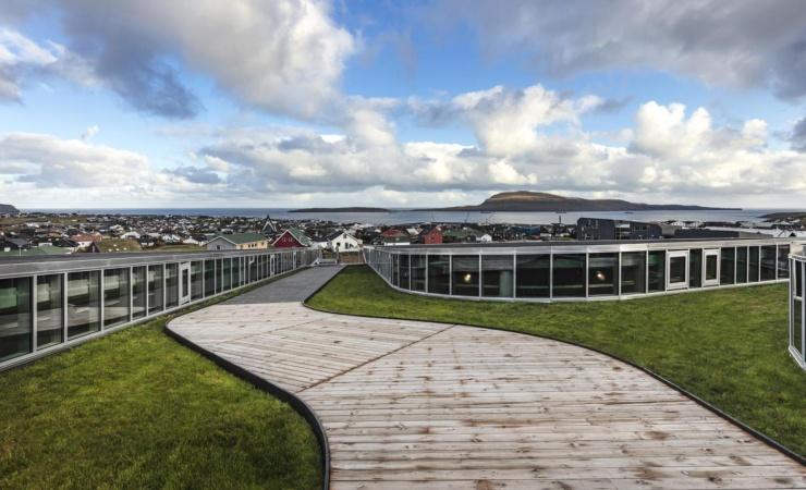 Færøernes største folkeskole taget i brug